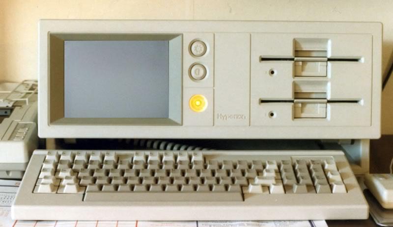 L'ordinateur Hyperion